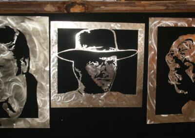 Metal artworks, gates, signage, giftware, Candlemakers, ART, Metal Art,